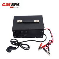 China Durable Car Battery Charger , Automatic Lead Acid Battery Charger Soft Start on sale