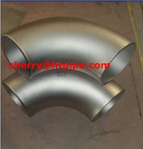 China ASTM B363  Grade 7 Titanium Alloy elbow on sale