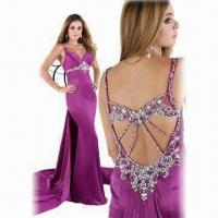 Quality Gorgeous Beaded Sexy Prom Dress, Available in Various Sizes wholesale