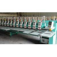 Quality Practical Electronic Embroidery Machine Industrial Customzied Size wholesale
