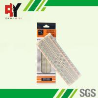 Quality MB-102 Color Solderless Breadboard Back Side With Adhesive Paper wholesale