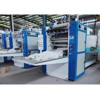 Quality Full Automatic Pop Up Facial Tissue Paper Making Machine with Embossing Roller wholesale