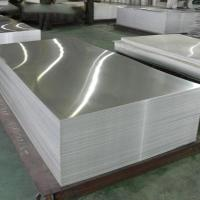 Quality H116 / H321 Temper Marine Aluminium Sheet 10mm Thick Max 2280mm Width wholesale