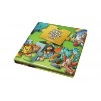 China Water Proof Beautiful Baby Picture Book For Parent - Child Communication on sale