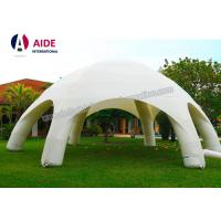 Quality Portable Shelters Inflatable Event Tent Spider Camping Car Tent Garage wholesale