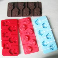 China non-stick various shape Silicone Cake Moulds for Hotel , Restaurant on sale