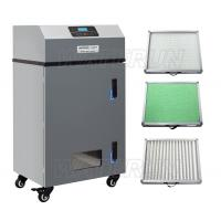 330W Digital portable solder fume extractor With Filter Clogging Light Alarms
