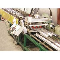 China Removable Window Hurricane Storm Shutter Panel Roll Forming Machine For Roofing on sale