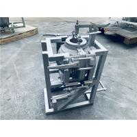 Cheap Lamp Cover Making Aluminum Rotational Molds 10000 Shots Mould Life for sale