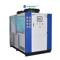 Quality China Chiller Manufacturer 30RT 40hp Refrigeration Water Cooling System Chiller Low Price wholesale