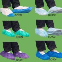 Buy cheap PE and CPE Shoe Cover, SPP Shoe Cover from wholesalers