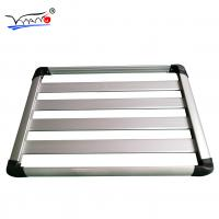 China Single - Layer Steel Basket Cargo Carrier, F001 Luggage Custom Roof BasketRoof Mount on sale