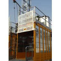 Quality 2 Ton Construction Material Hoist Rack Pinion With Variable Frequency Control wholesale