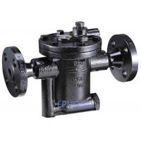 Quality High Capacity Flanged Steam Trap Cast Steel Durable Corrosion Resistance wholesale