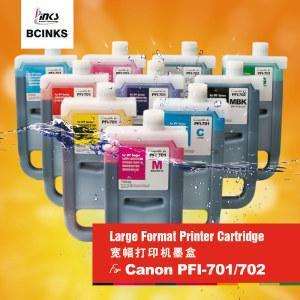 Quality 700ml Pigment Ink Compatible Cartridge Pfi-701 wholesale