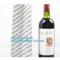 Quality Wholesale Black Color Custom Your Own Logo Printed Recycled Wine Paper Bags,Paper Bag Shopping Wine Garment Cookie Packa wholesale