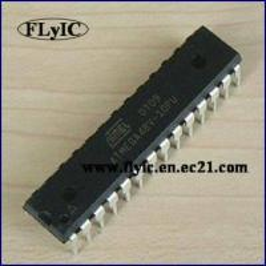 Quality ATMEGA48V-10PU-8-bit Microcontroller-ATMEL wholesale