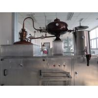 Cheap Home alcohol distiller, alcohol distillation equipment & Vodka,Whiskey,Gin Copper Distillery For Sale for sale