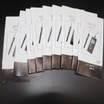 Quality Black / White Binding Small Booklets ,Saddle Stitch Magazine For Product Instruction wholesale