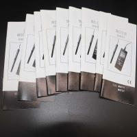 China Black / White Binding Small Booklets ,Saddle Stitch Magazine For Product Instruction on sale