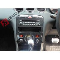 Cheap HMDI Output Double Din Dvd Car Stereo , Peugeot 408 / Peugeot 308 Dvd Player for sale