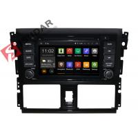 Quality Quad Core 16G ROM Toyota DVD GPS Navigation For Toyota Vois 2013 2014 DVB - T2 wholesale
