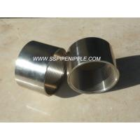 China Seamless Merchant Steel Couplings Corrosion Resistant Long Working Life on sale
