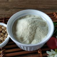 China White Non - GMO Soybean Drink Powder Instant Nutrition Certificate ISO HACCP on sale