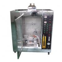 Cheap Electric Horizontal Flammability Testing Equipment UL 94 Plastic Materials Tester for sale