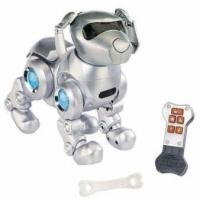 Buy cheap Techno the Robotic Puppy Silver from wholesalers