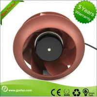Quality Air Purification DC Centrifugal Fan Impeller / 12V Brushless DC Fan Variable Speed Control wholesale