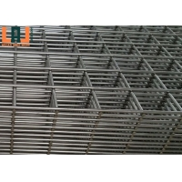316 Stainless Steel Welded Wire Mesh BWG 12-24 Gauge For Bird Cages for sale