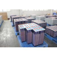 Quality High Performance Flooded 2000ah Electrolyte OPzS Battery For Submarine wholesale