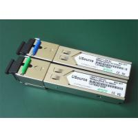 Cheap 155M SFP Optical Transceiver single fiber SC WDM SFP 1310 1550 20KM for sale