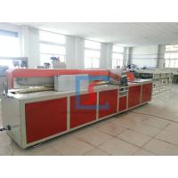 Quality Industry PVC Ceiling Profile Production line For PVC Door & Window Profile wholesale