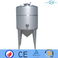 Quality Biopharmaceutical Brewery Stainless Fermentation Tank  Insulation Function wholesale