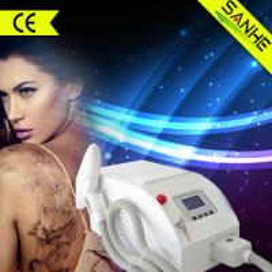 China mini q switch ND yag laser whitening and spot removal machine on sale