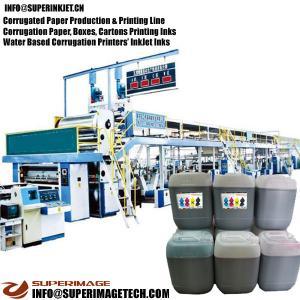 Corrugated Paper Printing Ink/Corrugation Ink/Carton Printing Ink/Corrugated Carton Ink/Carbon Ink for Cardboards