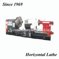 China 6T 15T CNC Machine Tool , Cnc Metal Lathe Stable Running For Facing In Pipe on sale
