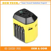 China 2018 Best International Power Adapter with Compass Guide on sale