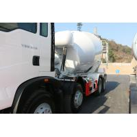 China 6x4 Concrete Mixer Truck Diesel Fuel Light Duty Commercial Trucks Sinotruk Howo7 on sale