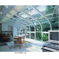 Buy cheap Curved Glass for Fridge from wholesalers
