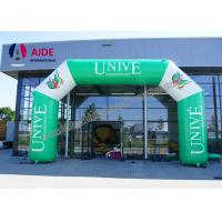 Quality Inflatable Archways Inflatable Entrance Arch Welcome Inflatable Water Arch wholesale