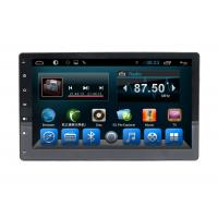 Quality Dual Zone GPS Navigation System 10.1 Inch Full Touch Support 32G SD Card wholesale