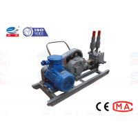 China Small Cement Pressure Grouting Pump Underground Borehole Filling Use on sale