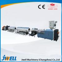 Quality Jwell PP Super Silent Water Drainage Pipe Extrusion Line wholesale