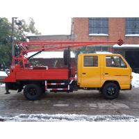 China Prospecting Mineral Portable Drilling Rigs Hydraulic , Rotary Drilling Rig on sale