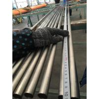 China Condensers / Heat Exchangers Titanium Alloy Tubes ASME SB338 High Strength on sale