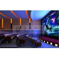 Quality Indoor Luxury 3D movie theater wholesale