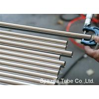 Quality SS 310S Bead Removed Heat Exchanger Stainless Steel Tubing Precision TIG Welding wholesale
